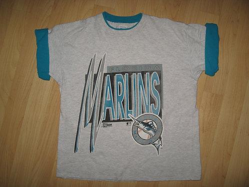 Florida Marlins 1992 Disco Tee - Medium/Large