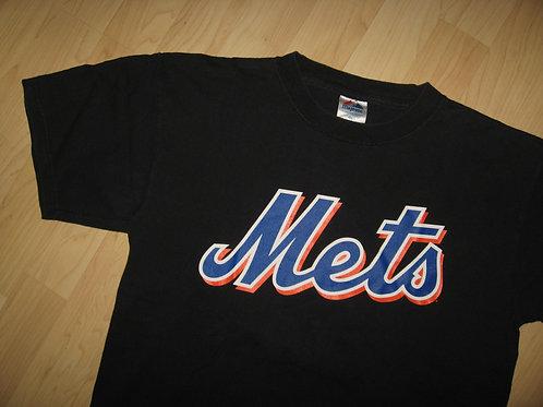Carlos Delgado NY Mets #21 Tee - Large