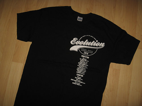 Evolution Urban Dance Competition Tee - Large