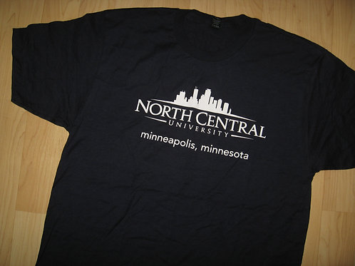 North Central University Minneapolis Tee - Large