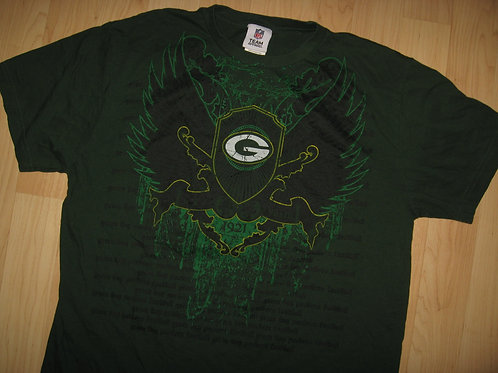 Green Bay Packers Football 1921 Tee - Large