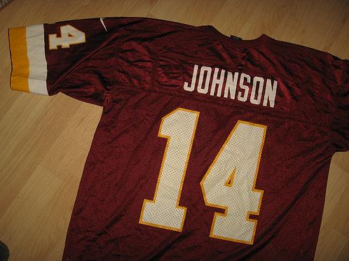 Brad Johnson Washington Redskins Jersey - XL