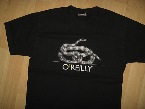 O'Reilly Media 2008 PyCon Chicago Tee - Medium