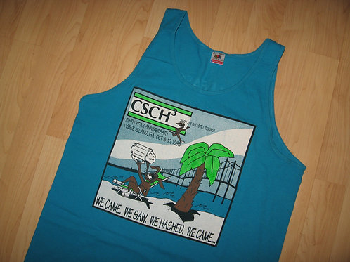 Hash House Harriers 1993 Tank Top - Large