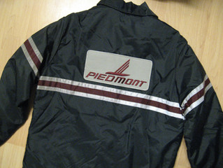 Piedmont Airlines Vintage Ramp Jacket $299
