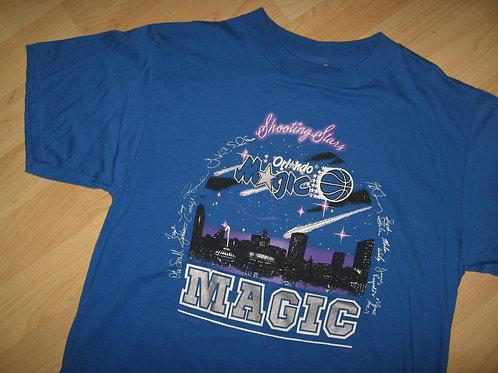 Orlando Magic 1989 Vintage Tee - Large