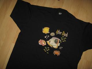 Berkeley Systems After Dark Vintage Screen Saver T Shirt XL