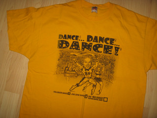 Hines Ward Dancing With The Stars Tee - Vintage Second Hand T Shirts Cover Uranus