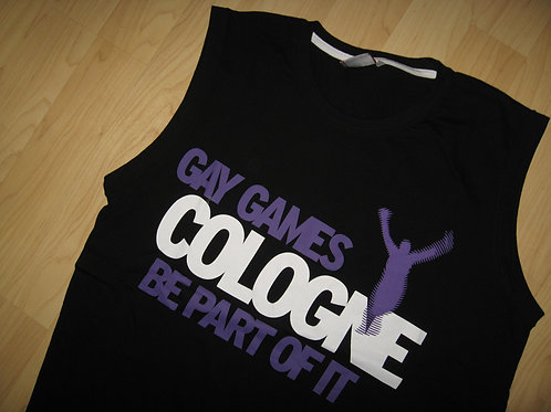 Gay Games 2010 Cologne Tank Top - Large