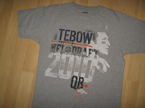 Tim Tebow Reebok 2010 NFL Draft Tee - Medium