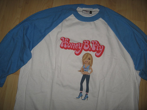 Mariah Carey Honey B Fly Fan Club Tee - X Large