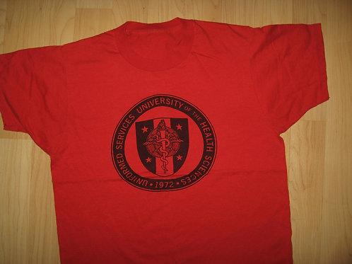 Uniformed Services University 1980's Tee - Medium