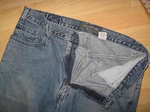 Levi's Silvertab Men's Faded Jeans - 36WX34L