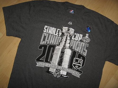 Los Angeles Kings 2012 NHL Hockey Tee - Large