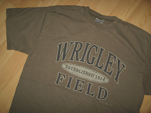 Wrigley Field Chicago Cubs 1995 Tee - Large