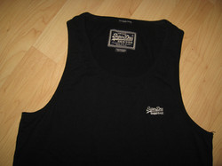 vintage second hand t shirts cover uranus superdry tank top tee 1