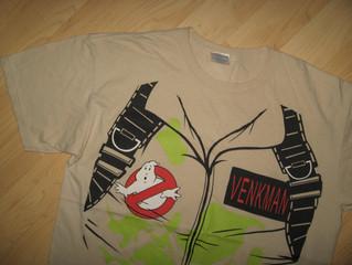 Ghostbusters Peter Venkman Tee $24