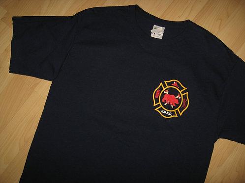 Big Bear Fire Department California Tee - Medium