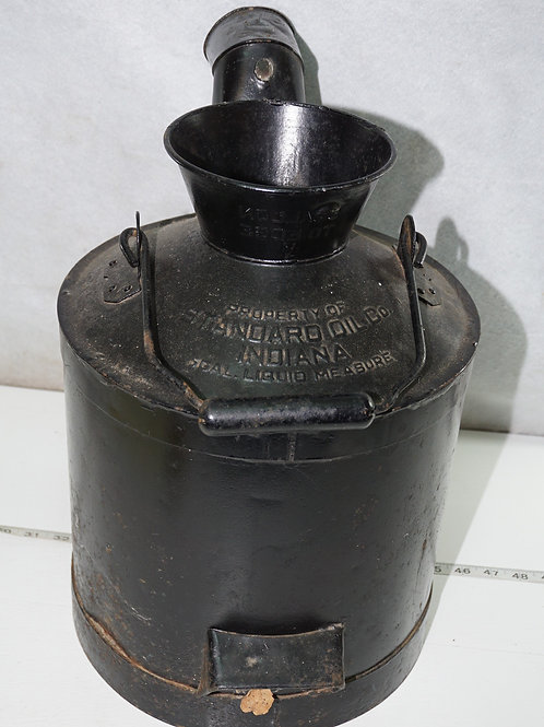 Standard Oil 5 Gallons Can