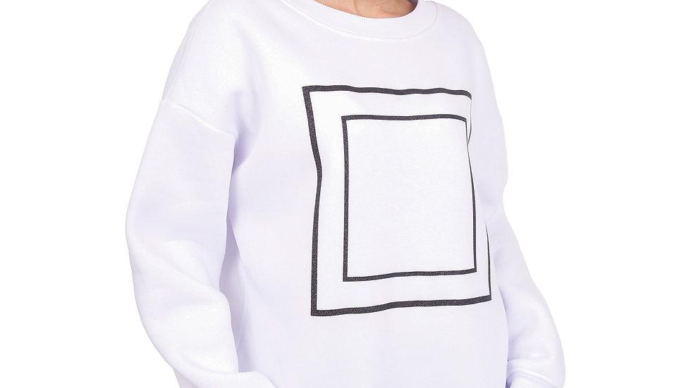Свитшот квадраты