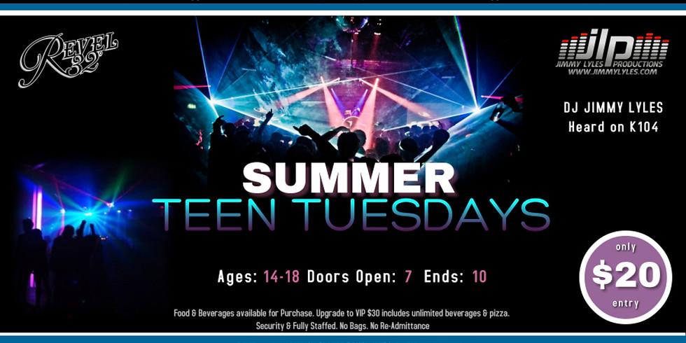 Summer Teen Tuesday