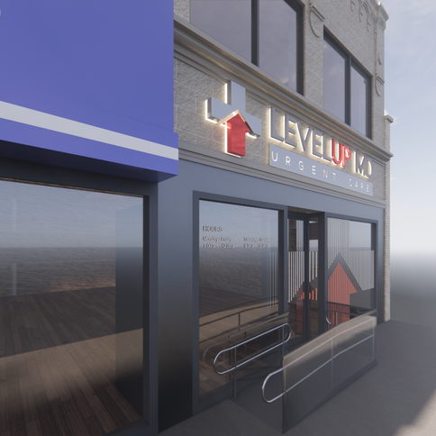LEVELUP MD