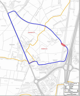 Temporary Road Closure -Pawlett Road