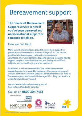 Bereavement Support Service