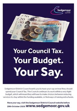SDC Budget Consultation