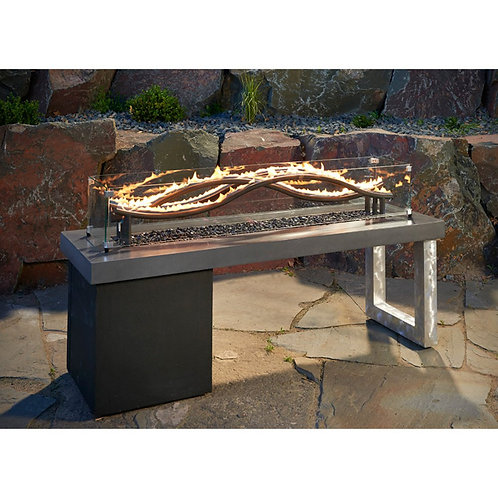 The Wave Fire Pit by The Outdoor Greatroom Company