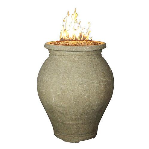 HomComfort Outdoor Gas Vase