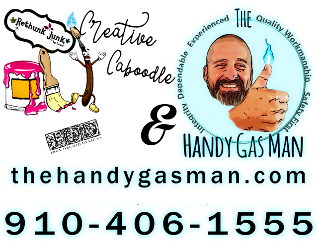 creative caboodle & the handy gas man co