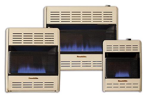 HearthRite Blue Flame Heaters