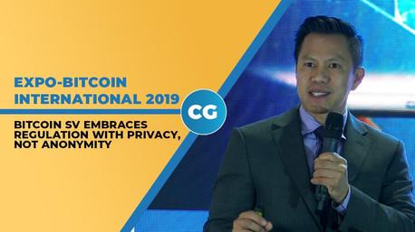 "Jimmy Nguyen: ""Bitcoin is sunlight"""