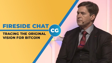 KR coingeek      9+     0:02 / 49:37 Jimmy Nguyen's chat with Bitcoin creator Dr. Craig Wright