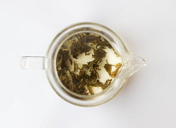 JASMINE TEA BUDS  &  PEARLS, 50 grams