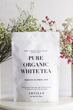 White Tea (Silver Needles)