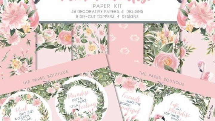 The Paper Boutique Pink Paradise