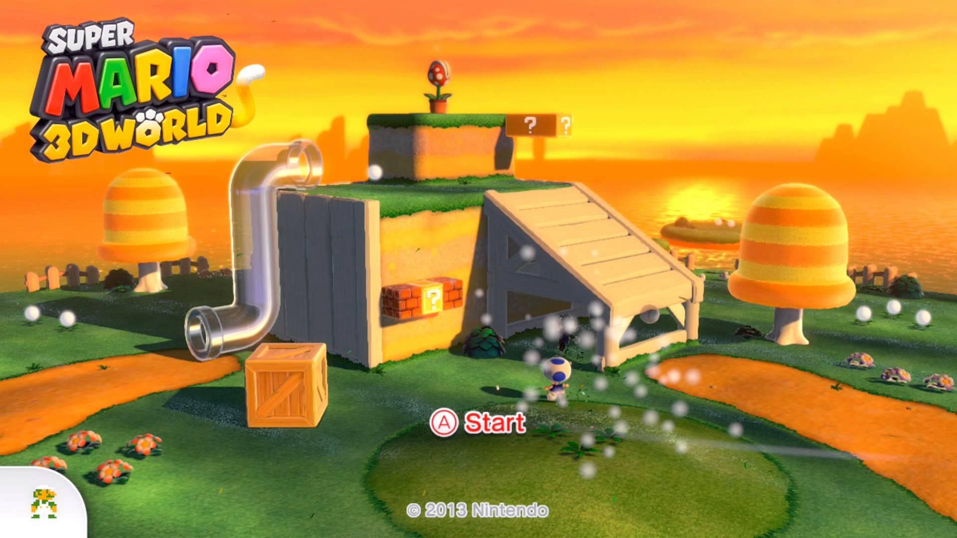 Super Mario 3d World Images Multigamer