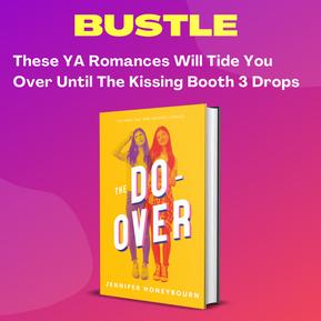 THE DO-OVER on Bustle List!