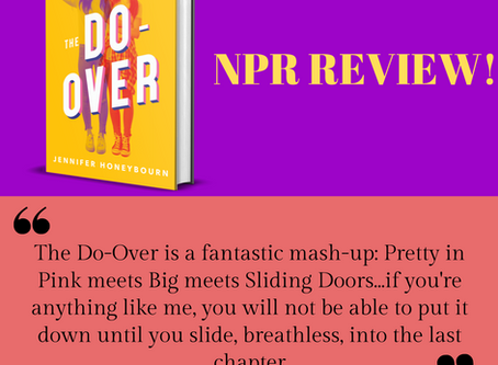 NPR Review of THE DO-OVER