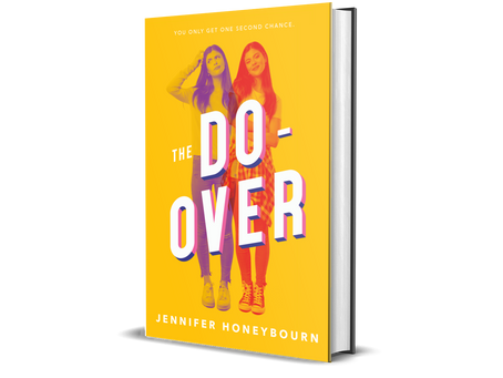 THE DO-OVER on Bookriot list of 20 Must-Read YA Romcoms in 2020