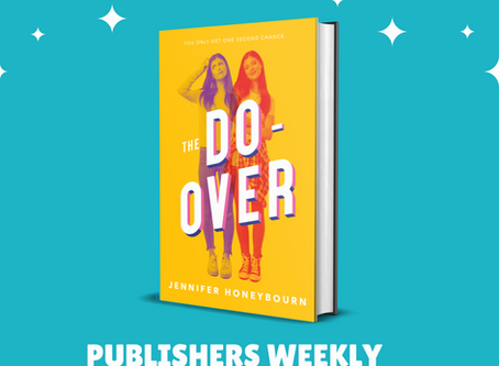 Starred Review in Publisher's Weekly!