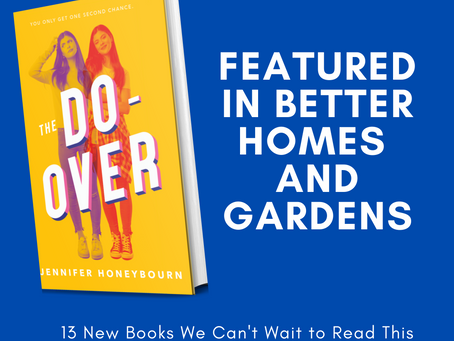 THE DO-OVER Featured in Better Homes and Gardens Magazine