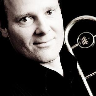 Martijn Sohier Trombone | Haptonomie voor Artiesten