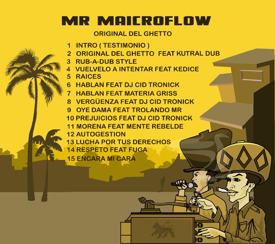 MrMaicroflow - Original del Ghetto