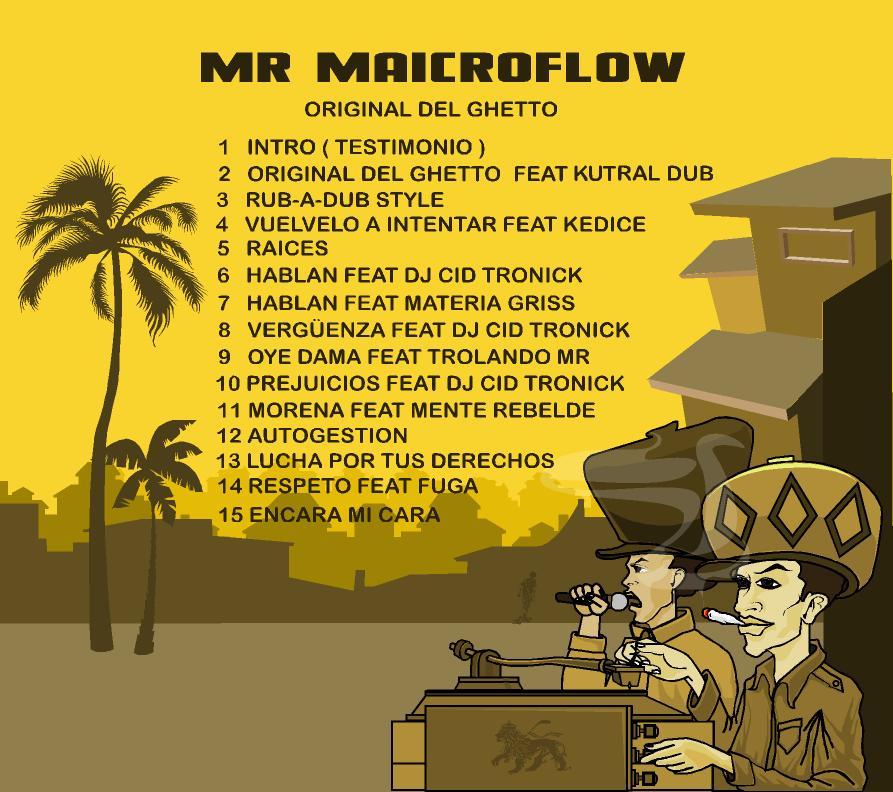 MrMaicroflow - Original del Ghetto