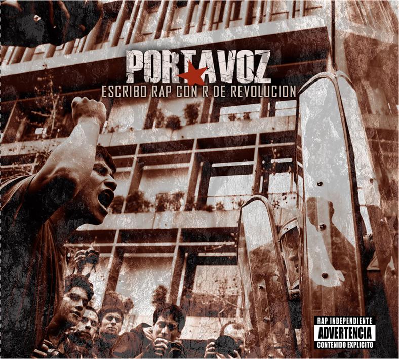 Portavoz - Escribo rap con R de revolucion