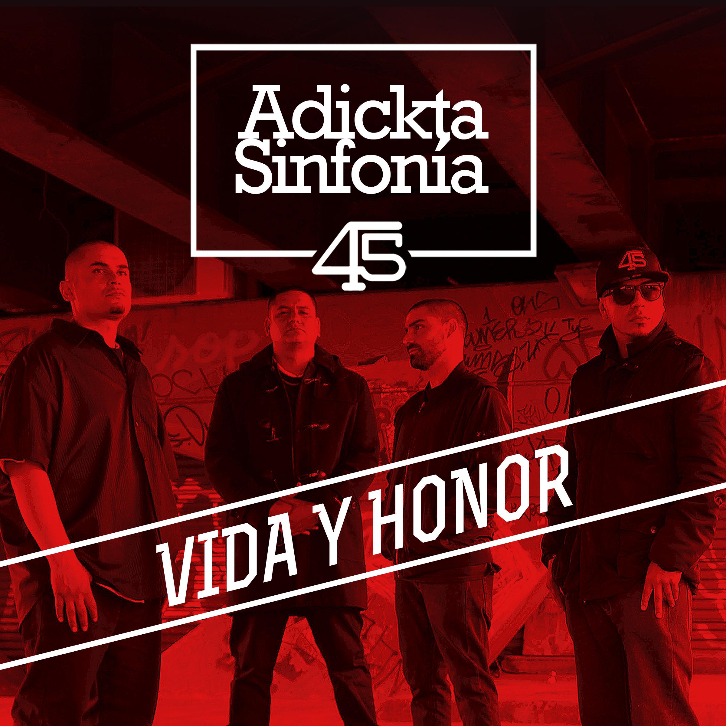 Adickta Sinfonía - Vida y Honor