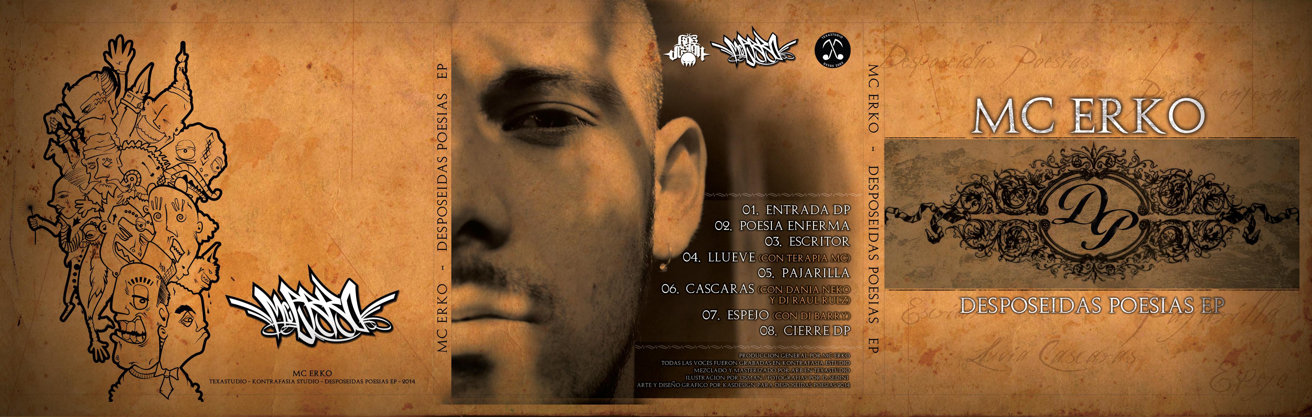 MC Erko - Desposeídas Poesías EP